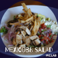 Reveal of New menu item MexiCobb Salad