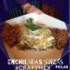 New Menu item Enchiladas Suizas